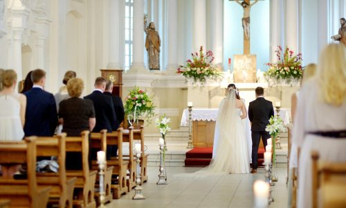 Give Churches an Excuse to Settle for Less?